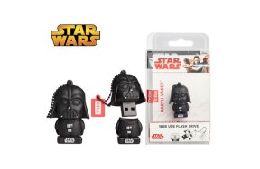 "FLASH DRIVE USB 3D SW ""DARTH VADER"" 16GB"